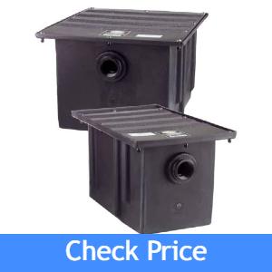 Ashland Plastics 4804 Poly Grease Trap/Interceptor