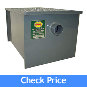 Best Grease Trap for restaurant