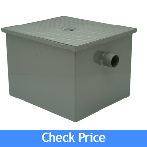 Zurn GT2700-25-3NH - Grease Trap Interceptor for Home