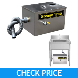 AnEssOil Commercial Grease Trap