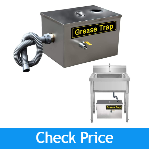 AnEssOil Industrial Grease Trap