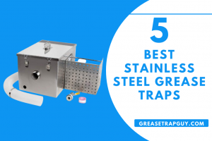 Best Commercial Grease Traps (1)